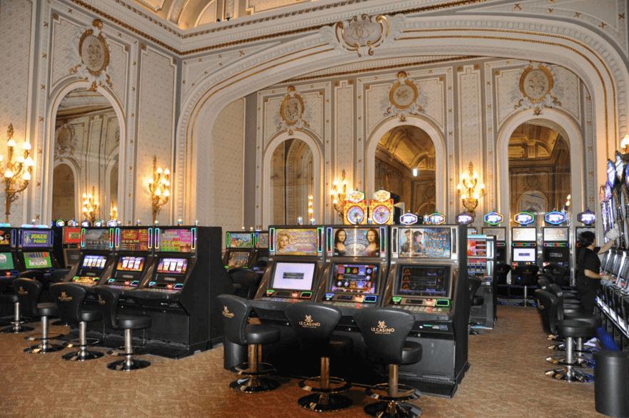 Spela dina favoritslots hos Monte Carlo Casino